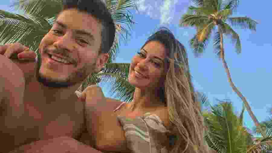 Arthur Aguiar e Mayra Cardi se separam  - Reprodução/Instagram
