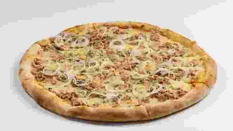 Pizza de atum - iStock - iStock
