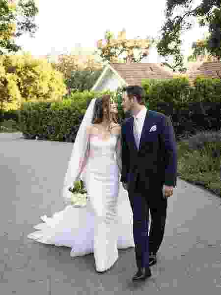 Chris Pratt e Katherine Schawrzenegger se casaram em 2019 - Reprodução/Instagram