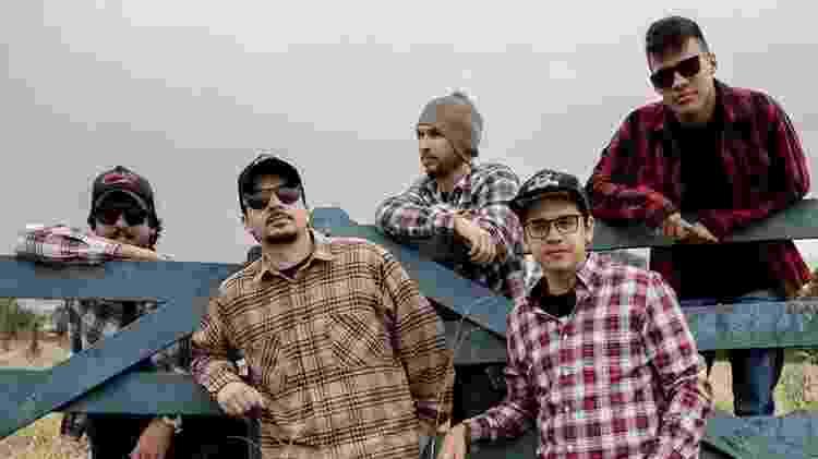 A banda Xupakabras de Dourados (MS) - Tiago Marques - Tiago Marques