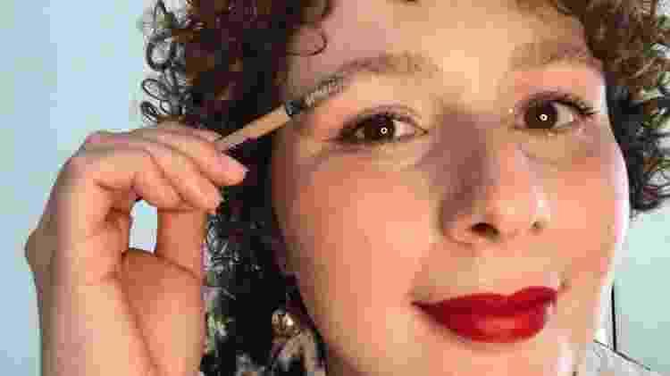 sobrancelhas penteadas 3 - Natália Eiras - Natália Eiras