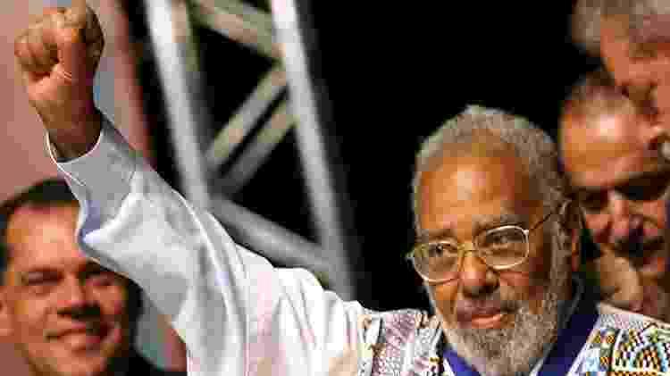 Abdias Nascimento - Folhapress - Folhapress
