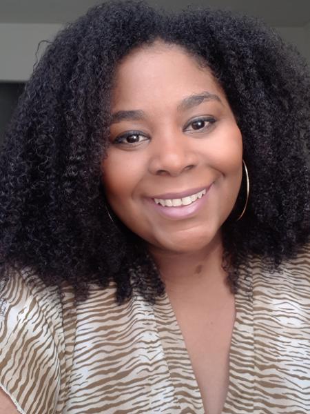 Erica Martins, idealizadora do projeto Adote Uma Mãe Solo - Arquivo pessoal