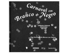 Carnaval em Branco e Negro - Divulgação - Divulgação