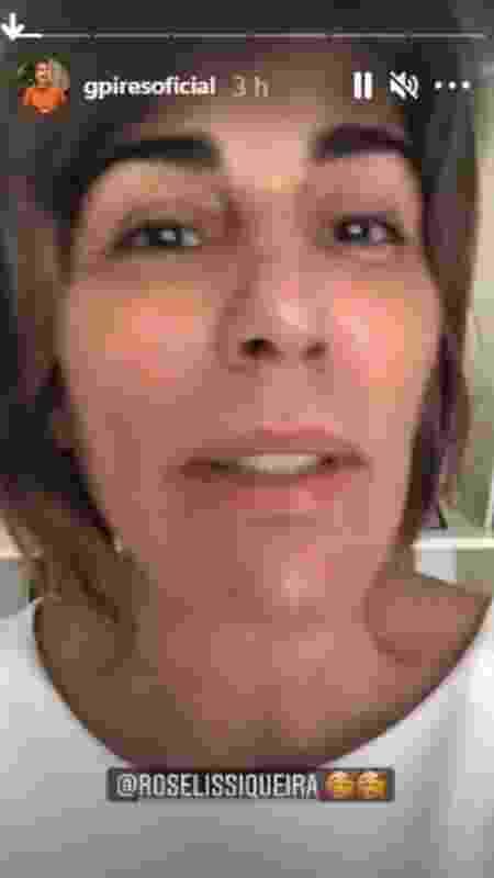 Gloria Pires sem maquiagem - Imagem: Reprodução/Instagram@gpiresoficial - Imagem: Reprodução/Instagram@gpiresoficial
