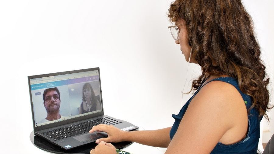 Atendimento online pela plataforma Psicologia Viva - Divulgação
