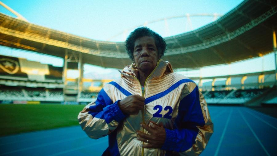 Aída dos Santos foi a única mulher nas Olimpíadas de Tóquio em 1964 - Divulgação