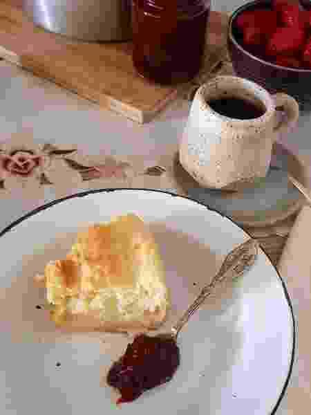 Pão de queijo de forma - Marcella Rodrigues Andrade - Marcella Rodrigues Andrade
