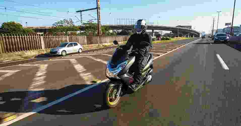 Honda PCX viaja de São Paulo (SP) a Porto Alegre (RS) - Ricardo Jaeger/Infomoto