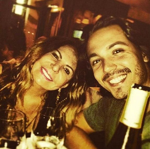 O músico Luã Mattar é filho de Mauricio Mattar e Elba Ramalho