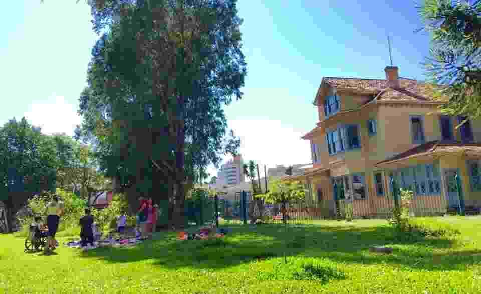 Bosque da Casa Gomm - Reprodução/Facebook