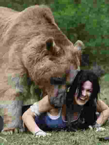 Cosplay - Lara Croft 2 - Irina Pirogova/Reprodução - Irina Pirogova/Reprodução