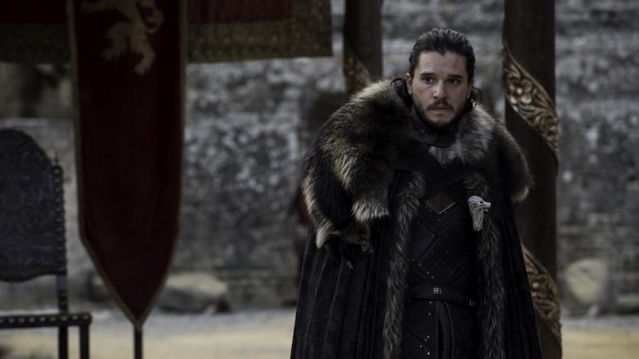 Jon Snow tenta convencer Cersei da ameaça representada pelos White Walkers - Divulgação/HBO