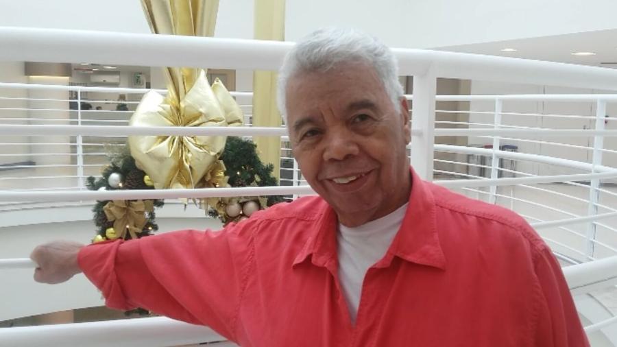 Roque recebe alta após ser diagnosticado com hidrocefalia - Arquivo pessoal/Gonçalo Roque