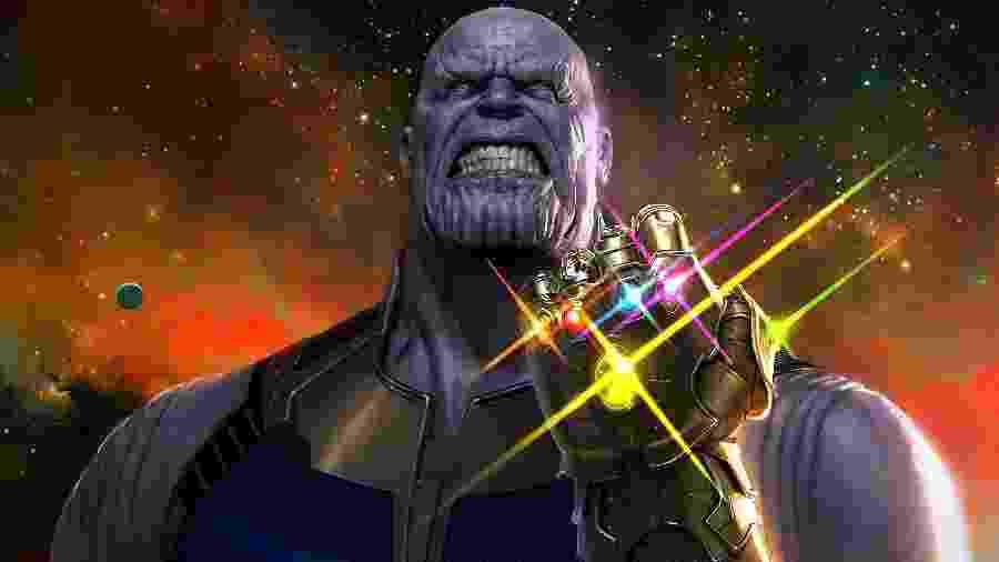 Thanos - Reprodução