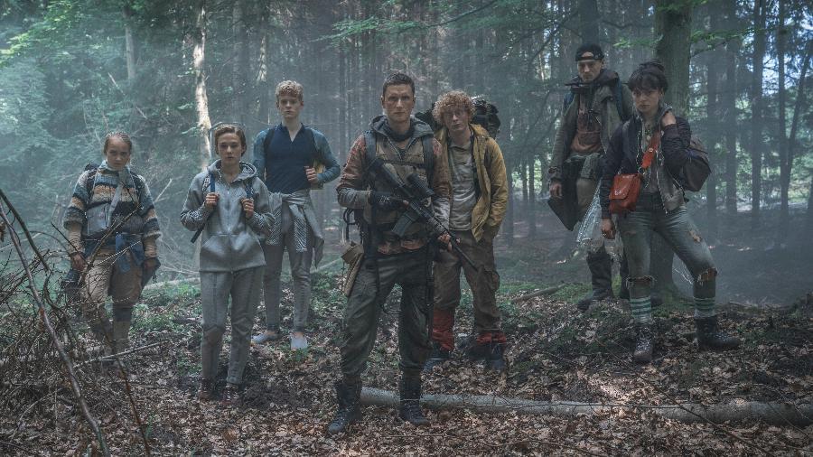 Jovens exploram universo pós-apocalíptico em The Rain, série dinamarquesa da Netflix - Divulgação/Netflix