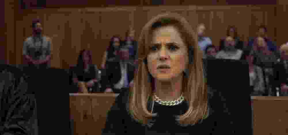 Sophia será condenada por seus crimes e mandada para um manicômio - Divulgação/TV Globo