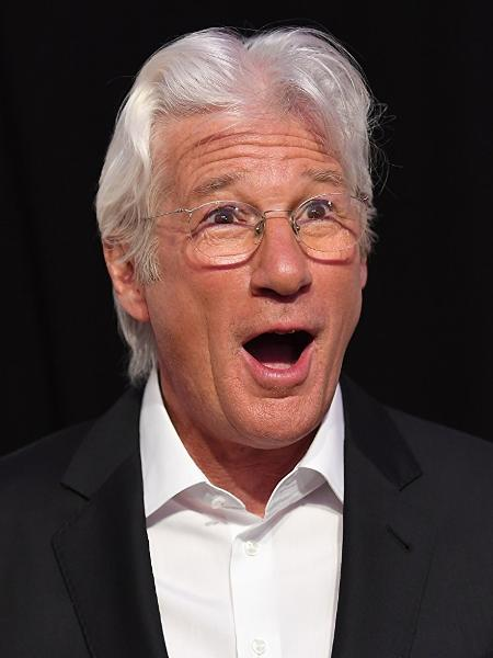 O ator Richard Gere - GettyImages