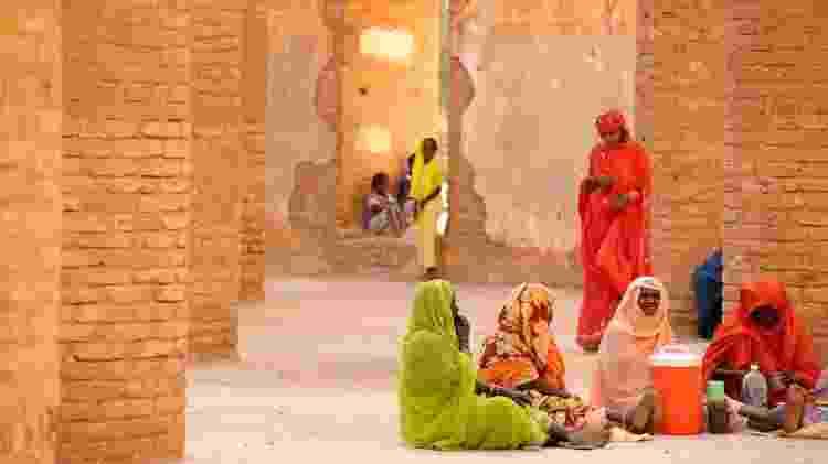 A Anistia Internacional condena a sentença de morte dada a Hussein, dizendo que ressalta a falha das autoridades em combater o casamento infantil no Sudão - Getty Images - Getty Images
