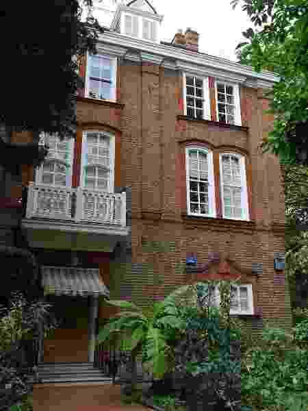 Woodland House, casa de Robbie Williams em Londres - Reprodução
