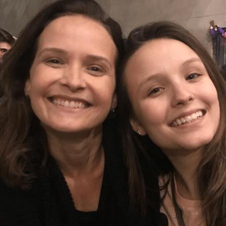 Fernanda Rodrigues e Larissa Manoela - Reprodução/Instagram
