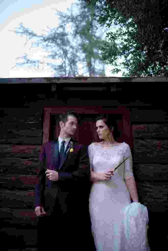 Casamento inspirado em Harry Potter - Reprodução/f27 Photography
