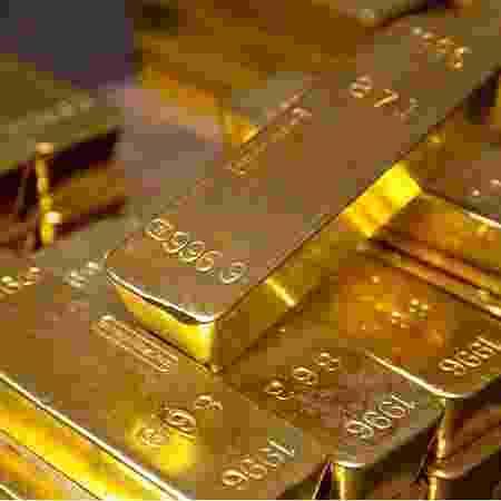 Maior reserva de ouro do mundo - Reprodução/FED