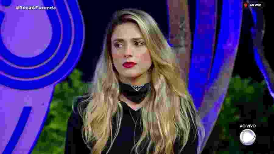 """Nadja Pessoa, participante do programa """"A Fazenda"""" - Reprodução/RecordTV"""