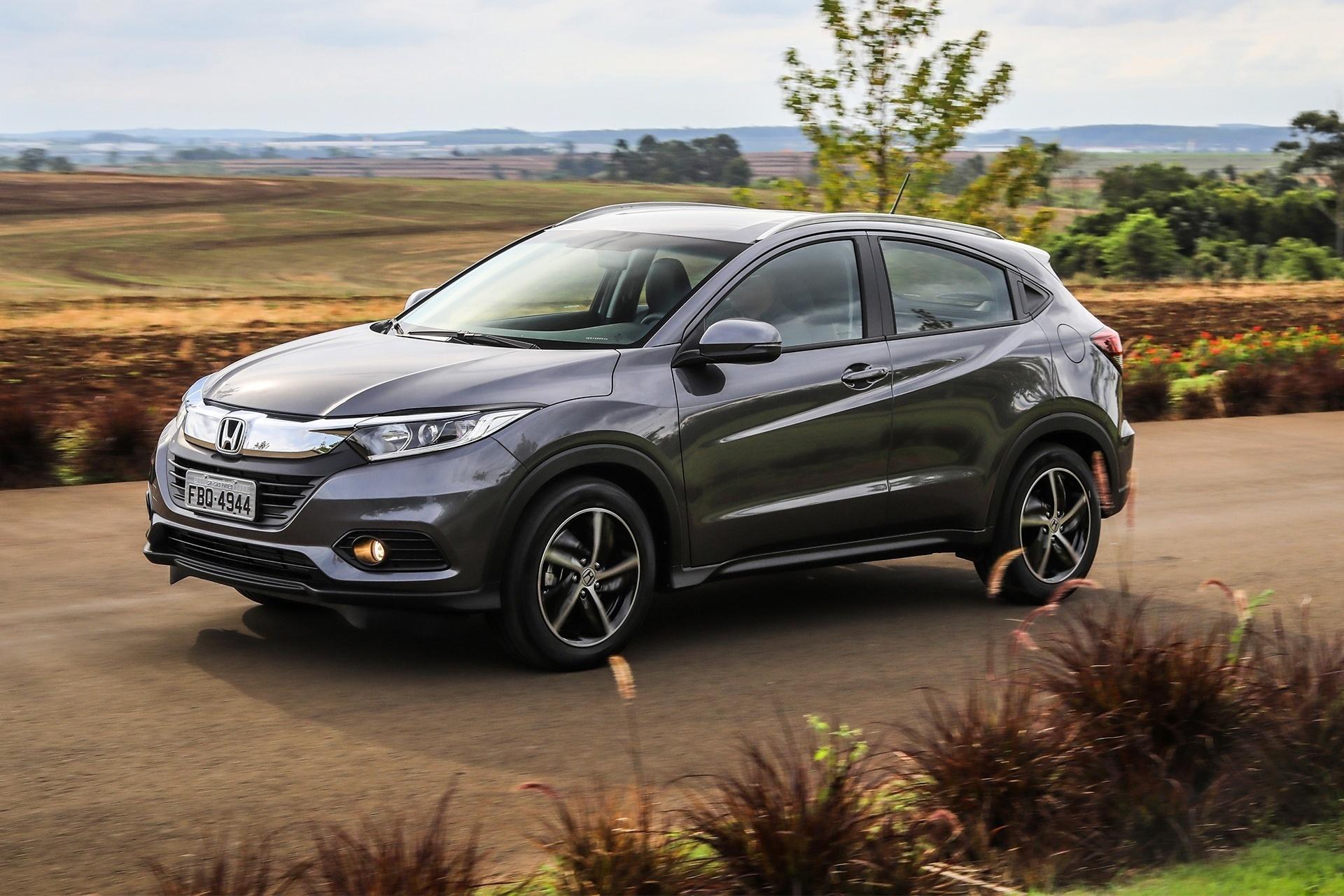 760c8eb5f Honda HR-V 2019 tem novo design e mais itens de série a partir de R  92.500