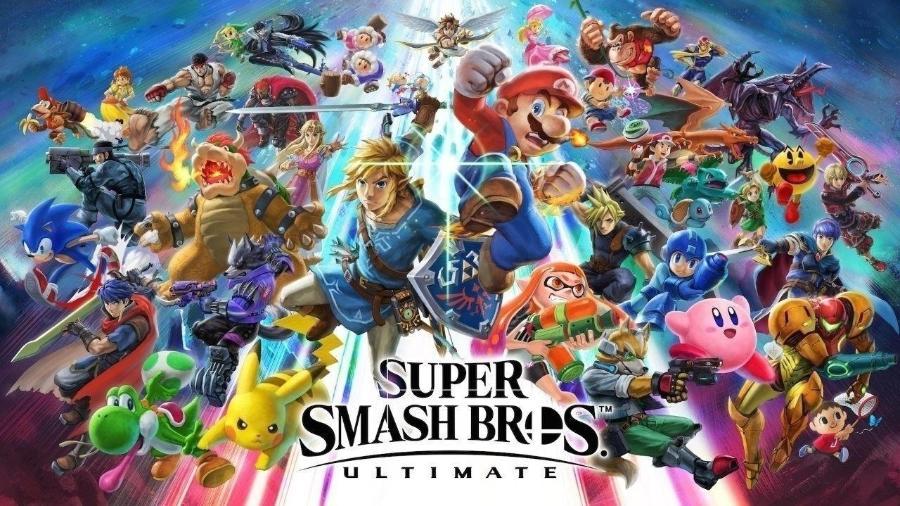 Super Smash Bros. Ultimate - Reprodução