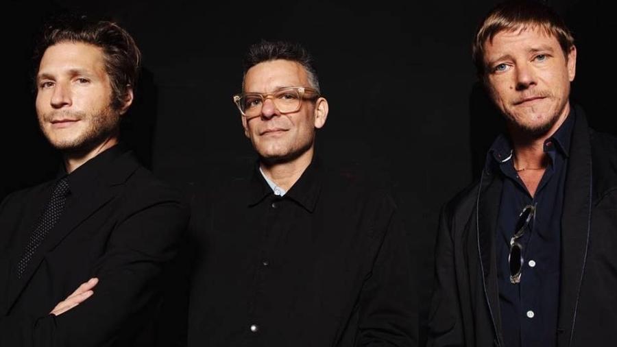 Os integrantes da banda nova-iorquina Interpol - Divulgação
