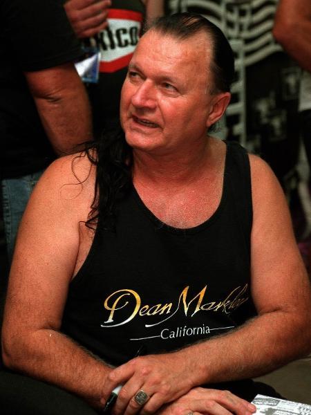 O guitarrista Dick Dale no Brasil, em 1997 - Leonardo Colosso/Folhapress
