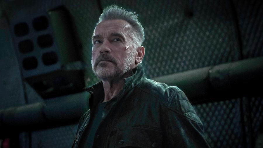 """Arnold Schwarzenegger em """"O Exterminador do Futuro 6"""" - Divulgação"""