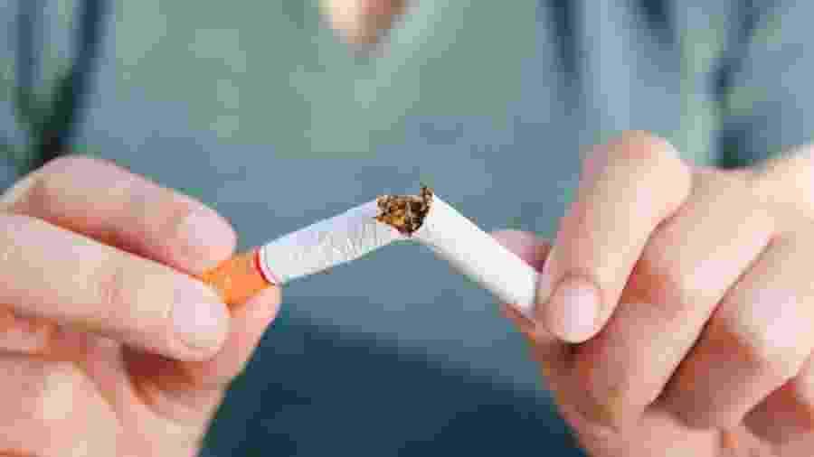Estudo francês aponta que a nicotina pode ter um efeito protetor contra a covid-19 - iStock