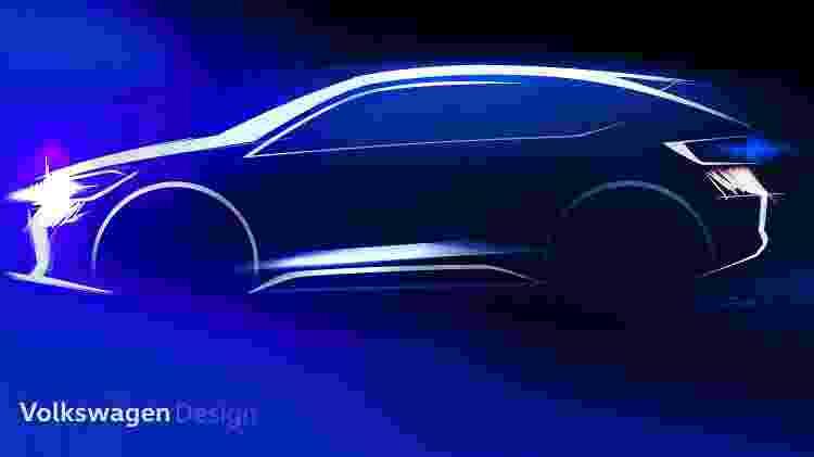 """VW chama por ora o novo modelo de """"cupê urbano""""; marca diz que carro fez sucesso em clínicas na Europa - Divulgação"""