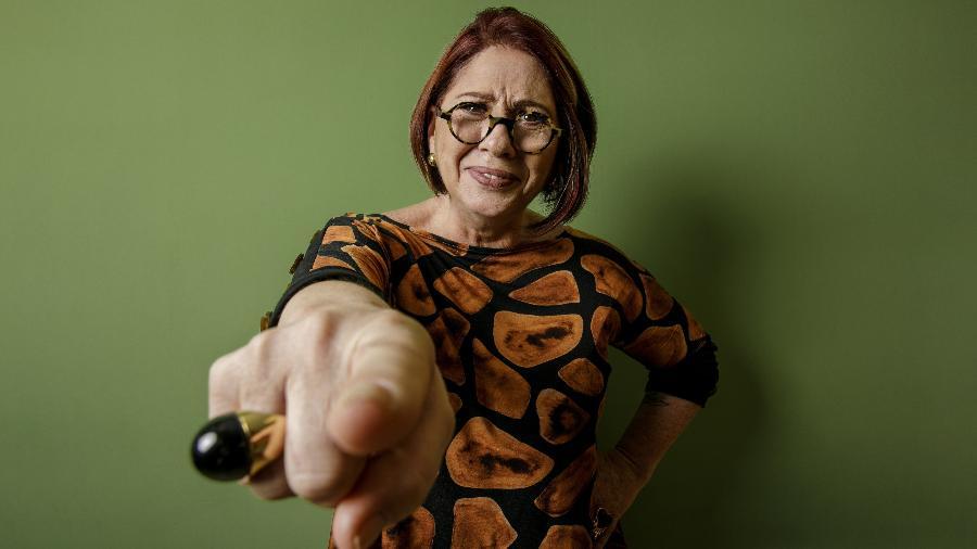 """Dra Anahy D""""Amico, psicóloga que participa do programa """"Casos de famÌlia"""" no SBT. - Mariana Pekin/UOL"""