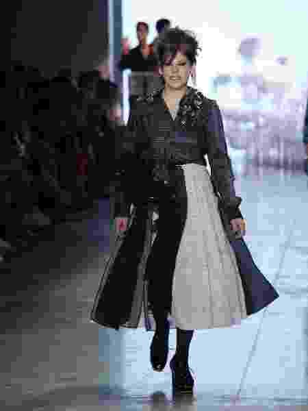 Desfile da marca Fernanda Yamamoto na SPFW  - Rodrigo Moraes/TheNews2/Folhapress