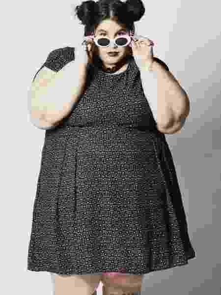 Rachel Patricio é militante desde 2004 e acredita que body positive precisa ser politizado - Arquivo Pessoal