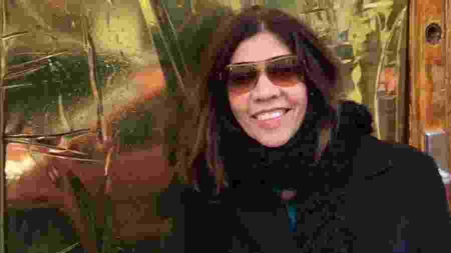 Suely, fotógrafa brasileira, morava em Berlim na queda: ninguém acreditou - Arquivo Pessoal