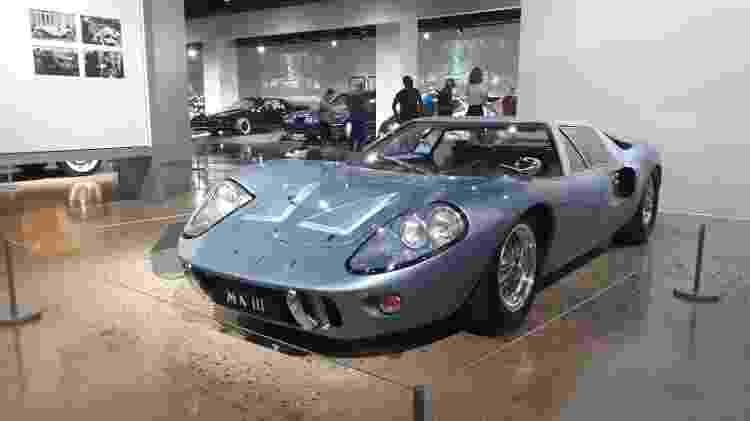 Ford GT: lendário superesportivo fez história nas 24h de Le Mans - Vitor Matsubara/UOL