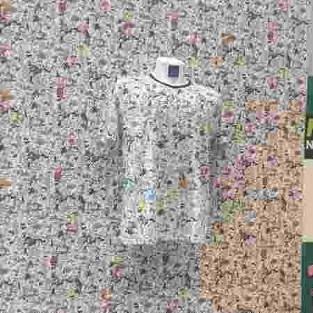 Camiseta exclusiva personagens clássicos - Renata Nogueira/UOL - Renata Nogueira/UOL