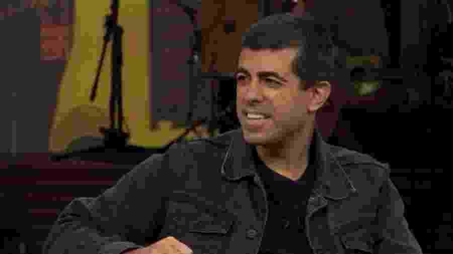 Marcius Melhem, coordenador dos programas de humor da Globo - Reprodução