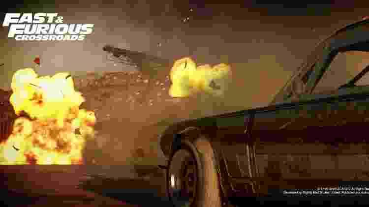 Carros tunados e muita ação: jogo reproduz principais características da saga dos cinemas - Reprodução