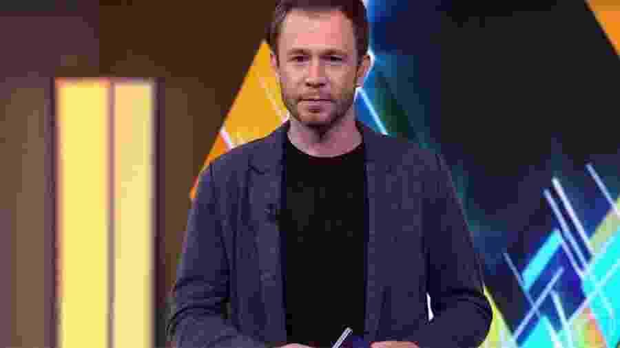 bbb20 - tiago leifet anuncia como será dinâmica da primeira semana - Reprodução/TV Globo