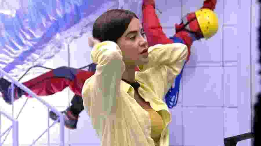 BBB 20: Manu perde raio-x - Reprodução/Globo