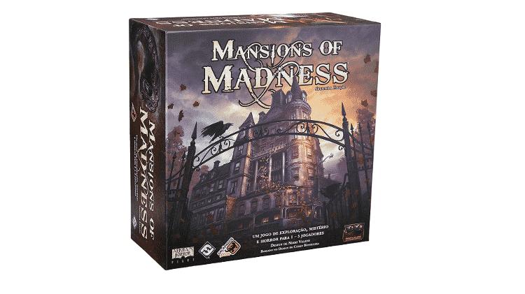 Mansions of Madness 2 - Divulgação/Estante42 - Divulgação/Estante42