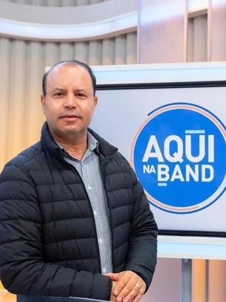 """Vildomar Batista, ex-diretor do """"Aqui na Band"""" - Reprodução/Instagram"""