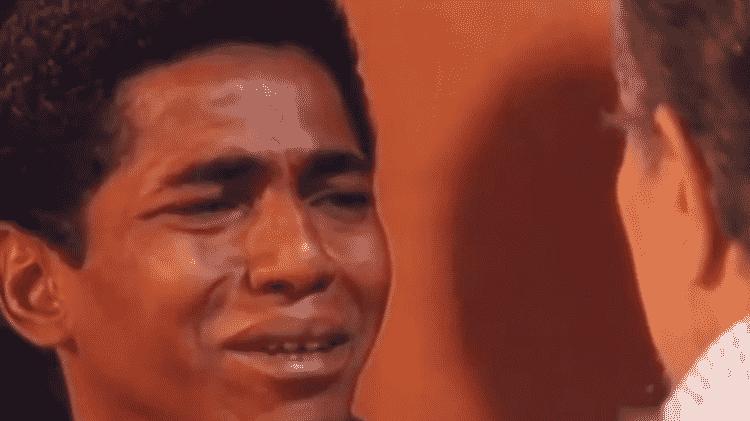 """Kennedy é humilhado por Raul em """"Pátria Minha"""" - Reprodução - Reprodução"""