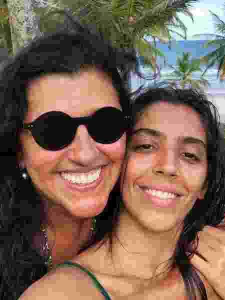Regina e Benedita Casé - Reprodução/Instagram - Reprodução/Instagram