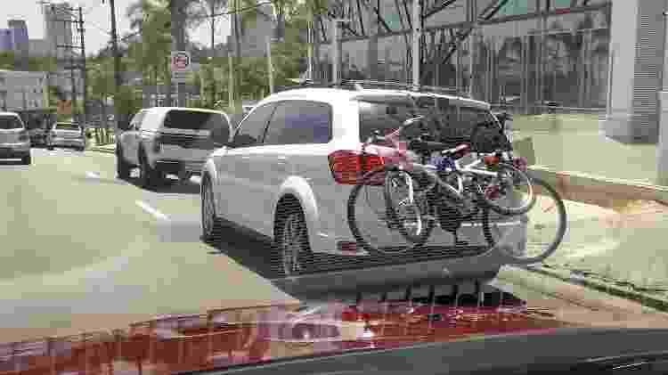 Transbike fora da lei - Vitor Matsubara/UOL - Vitor Matsubara/UOL